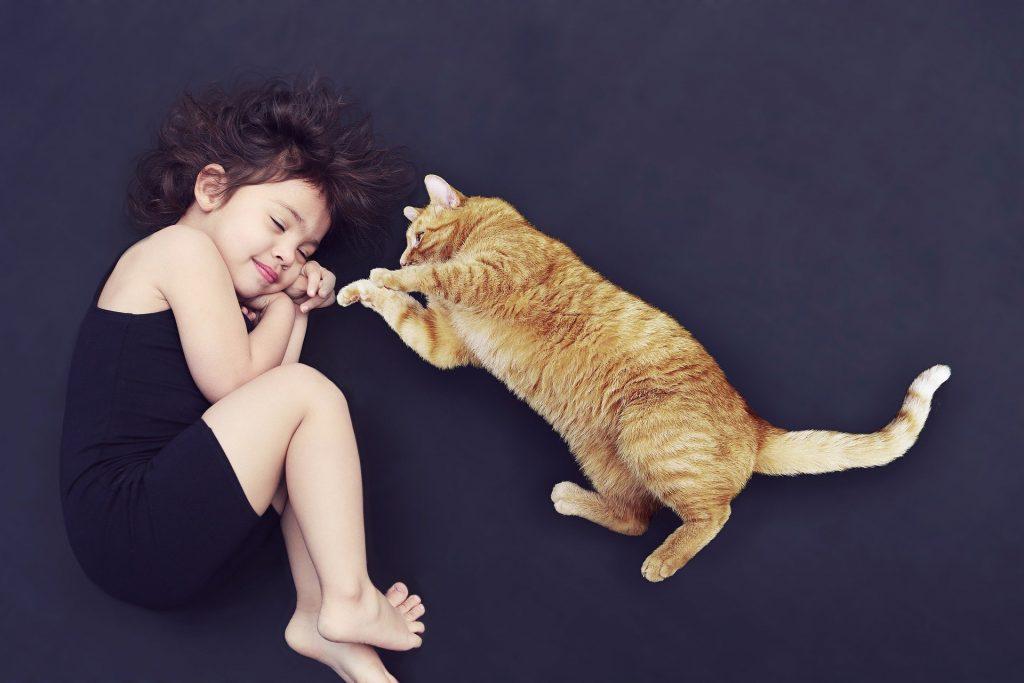 enfant endormie sans cauchemar ni terreur nocturne